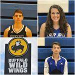 2/11/19 Buffalo Wild Wings Players of the Week