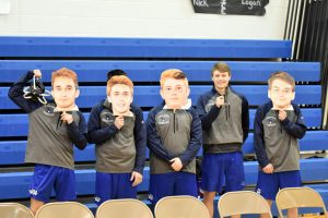 2/13/19 Wrestling Senior Night With Youth and MS