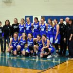 2/23/19 Varsity Girls Basketball OHSAA Sectional Final @ Lisbon High School