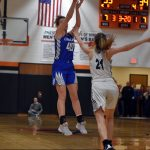 2/27/19 Girls Varsity Basketball District Semi-Final V. McDonald High School
