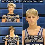 3 Blue Jay Wrestlers Earn All EOWL Recognition