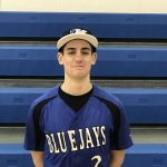 Sophomore Mason Robison 9 Strikeouts A Highlight in 10-1 Loss to McDonald High School