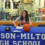Senior Ashley Cameron Commits to Hiram College Women's Basketball Team