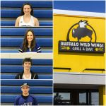 4/8/19 Buffalo Wild Wings of Austintown Players of the Week