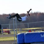 Varsity Boys Track Compete at Mineral Ridge League Meet