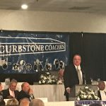 Kirk Baker Inducted Into Curbstone Coaches Hall of Fame