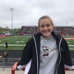 Grace McDevitt Breaks MVAC League Championship Record