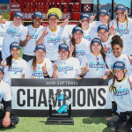 Sierra Pierce's University of Maryland Baltimore County Qualifies for NCAA D1 Softball Tournament