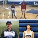 JMHS and JMMS Name 4 Winners of  Archie Griffin Sportsmanship Award