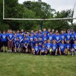 2019 JM Youth Football Camp Comes to an end