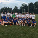 Varsity vs Alumni Annual Soccer Game