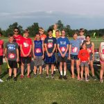 Cross Country Teams Participate in First Run of the Season