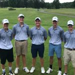 Golf Team Places 3rd at Mineral Ridge Invitational