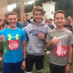 Cross Country Teams Continue to Improve with 2nd Race in Columbiana Run Series