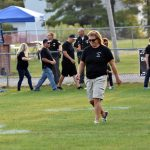 Jackson-Milton Football Victory over Windham