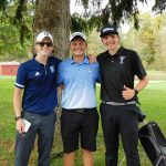 JM Golf Competes at OHSAA District Tournament