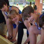 Middle School Cross Country Races at Mahoning Valley Championship