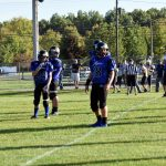 Middle School Football Oct 10, 2019