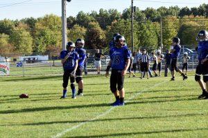 Middle School Football Oct 10, 2019