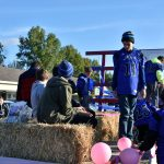 Homecoming parade Oct 2019