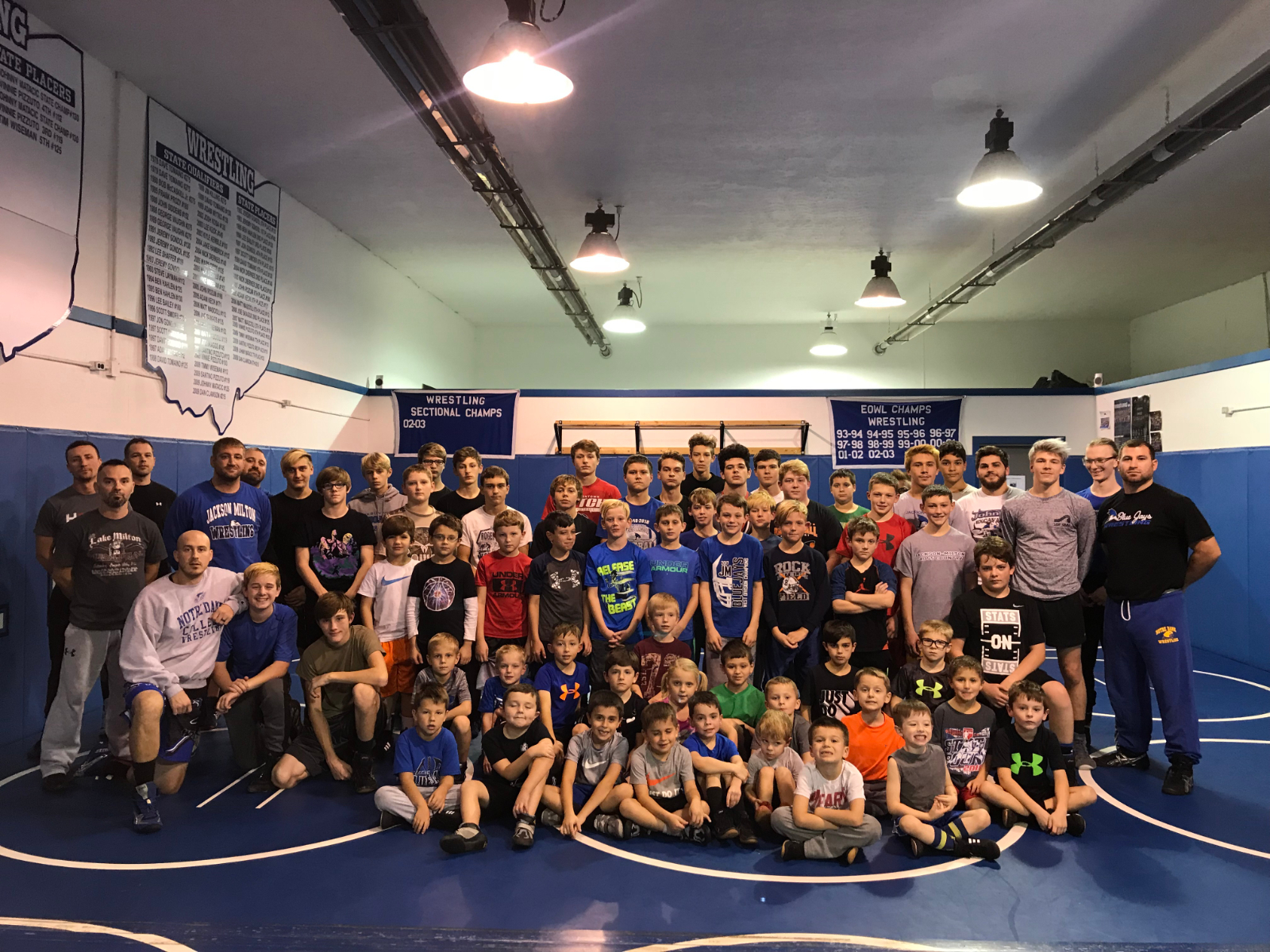 Youth Wrestling Clinic