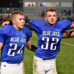 Blue Jays Offense Hits On All Cylinders in 42-40 Win Over Waterloo
