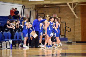 Girl's Basketball Vs McDonald Dec. 16, 2019