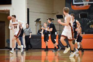 Boy's Basketball Dec. 17, 2019