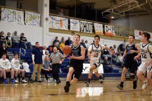 Boy's Basketball Jan. 4th 2020