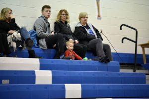 Girl's Basketball Jan. 9 2020