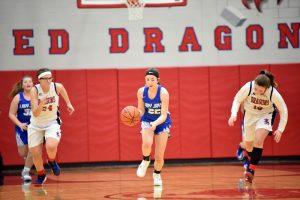 JM High School Girl's Basketball Jan. 11, 2020
