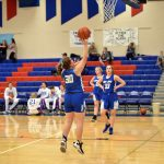 Girl's Basketball Jan. 13, 2020