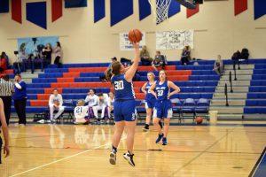 Girl's Basketball Jan. 13, 2020