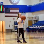 Girl's Basketball Jan. 23, 2020