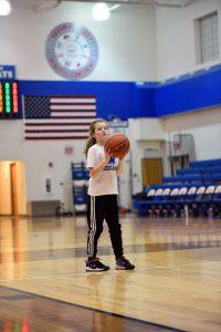 Girl's Basketball Jan. 23, 2020