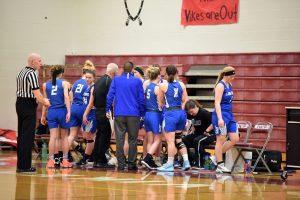 Girl's Basketball Jan. 30, 2020