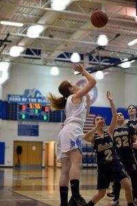 Girl's Basketball Feb. 3, 2020