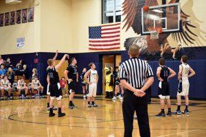 Boy's Basketball Feb. 4, 2020