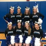 Varsity Cheerleading Finishes Season as State Runner-Ups