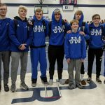 Blue Jay Wrestlers Advance to OHSAA District Tournament