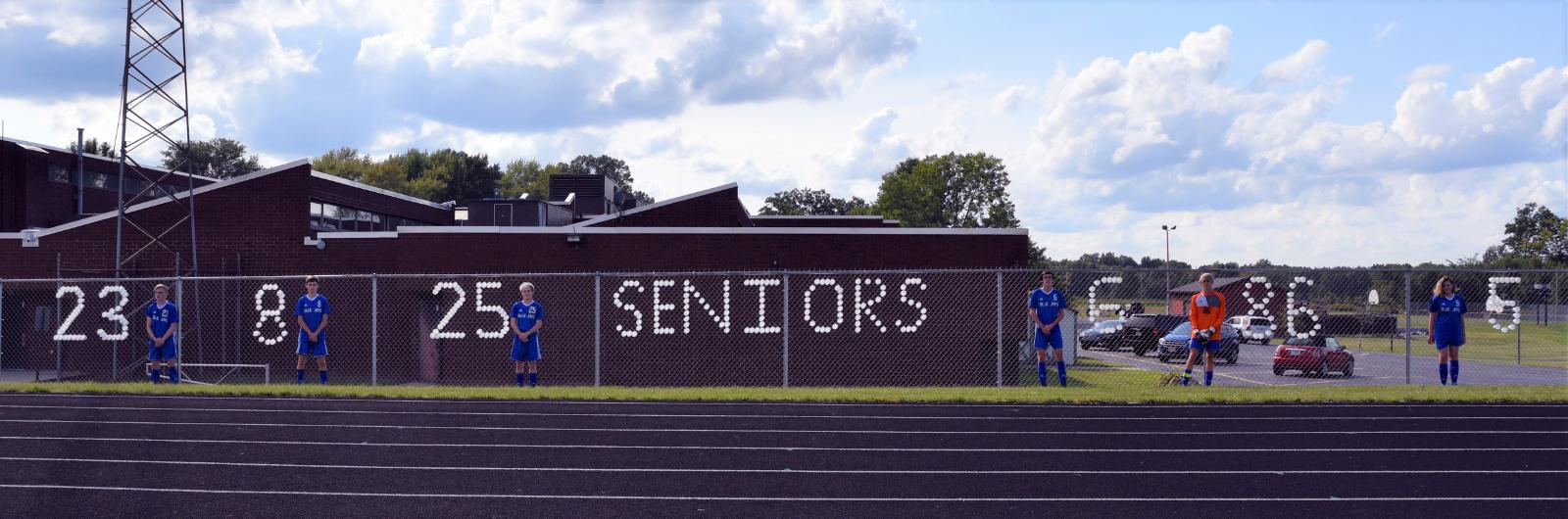 Soccer Senior Night 2020