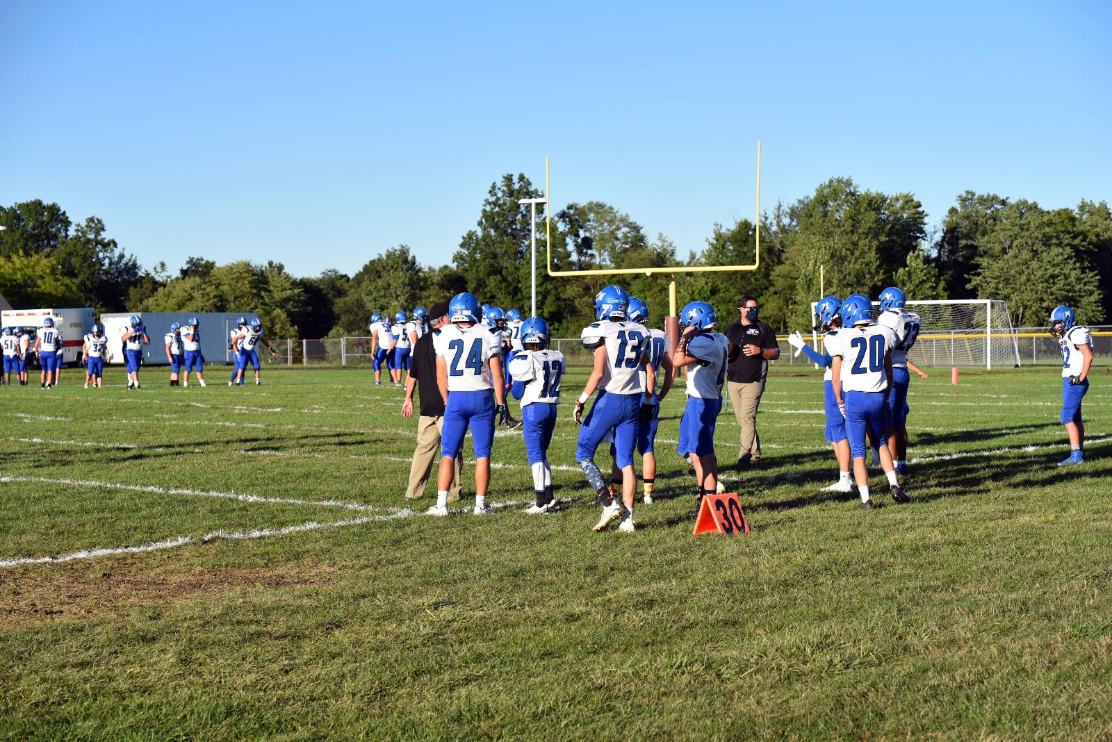 Varsity Football Game 2 Waterloo
