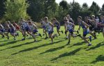 Cross Country Teams Dominate Columbiana Race with Multiple First Place Finishes!