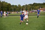JV Soccer Team Beat Champion 1-0
