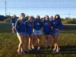 Girls Varsity/JV Volleyball beats Liberty 3 – 1