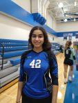 Girls Varsity/JV Volleyball beats Waterloo 3 – 0