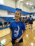 Girls Varsity/JV Volleyball falls to Western Reserve 3 – 0