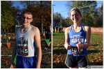 Cole Graham and Katie Campbell Compete at OHSAA Regional Championship!