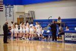 Girl's Basketball Playoff game Feb. 20, 2021