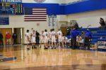 Boy's Basketball Playoff game Feb. 23, 2021